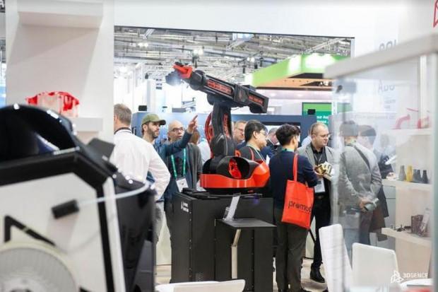Firma Michała Sołowowa pokazała nowatorski materiał dla druku 3D