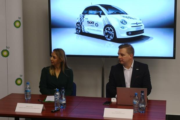 BP i Sixt chcą zmienić podejście Polaków do mobilności