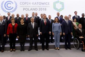 Zdjęcie numer 1 - galeria: Osobistości na szczycie klimatycznym COP24 w Katowicach