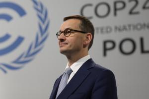 Energetyka węglowa w centrum dyskusji podczas COP24. Premier Morawiecki zabrał głos