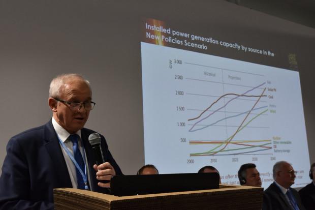 Krzysztof Tchórzewski jest przekonany, że będzie jeszcze jeździł polskim samochodem elektrycznym