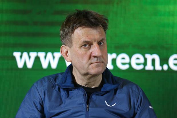 Marek Kamiński: zmiany klimatyczne są widoczne gołym okiem