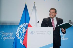 Wiceszef KE: COP24 testem dla globalnej społeczności