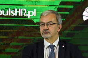 Jerzy Kwieciński gorzko o COP24: Twarzy premierów, prezydentów jest znacznie mniej