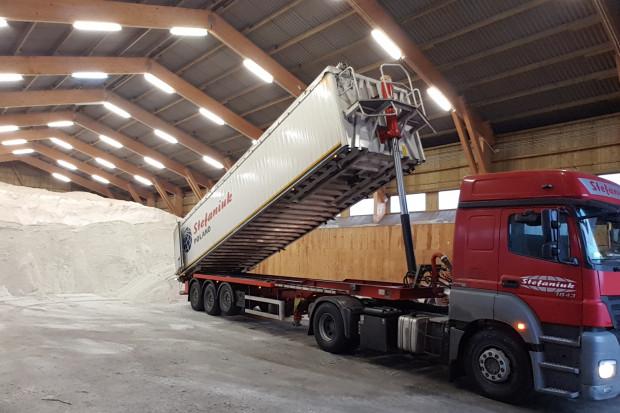 GDDKiA przygotowana do zimowego utrzymania dróg krajowych