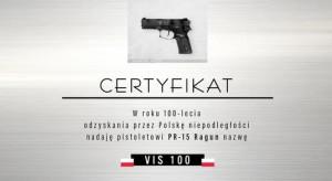 Jest nowy pistolet dla Wojska Polskiego. Nawiązuje do tradycji