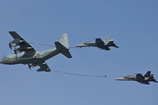 Wypadek dwóch samolotów Marine Corps