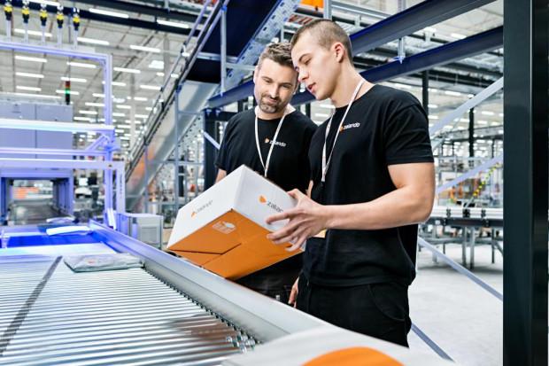 Zalando oficjalnie otworzyło centrum logistyczne koło Szczecina