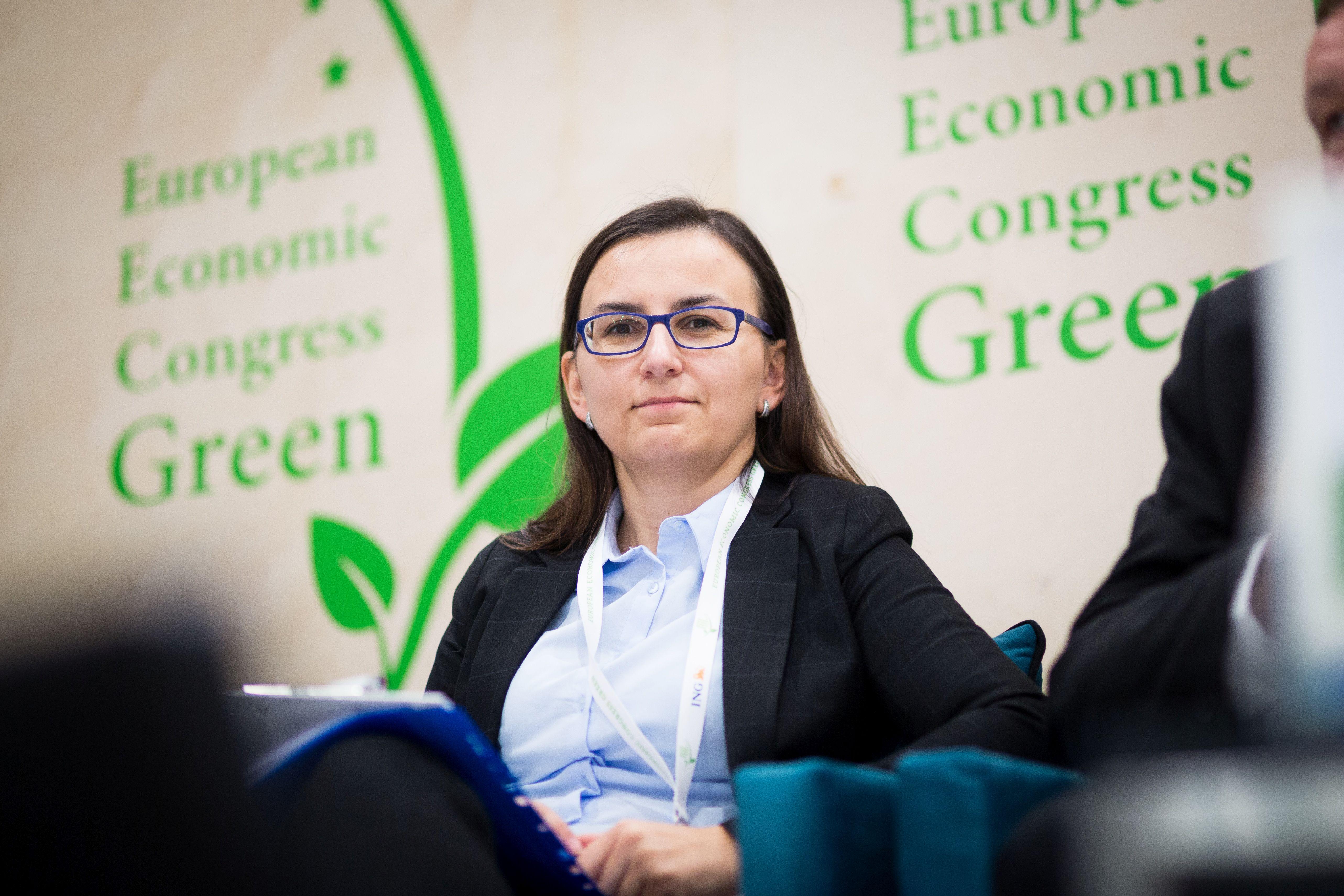Małgorzata Bogucka-Szymalska. Fot. PTWP