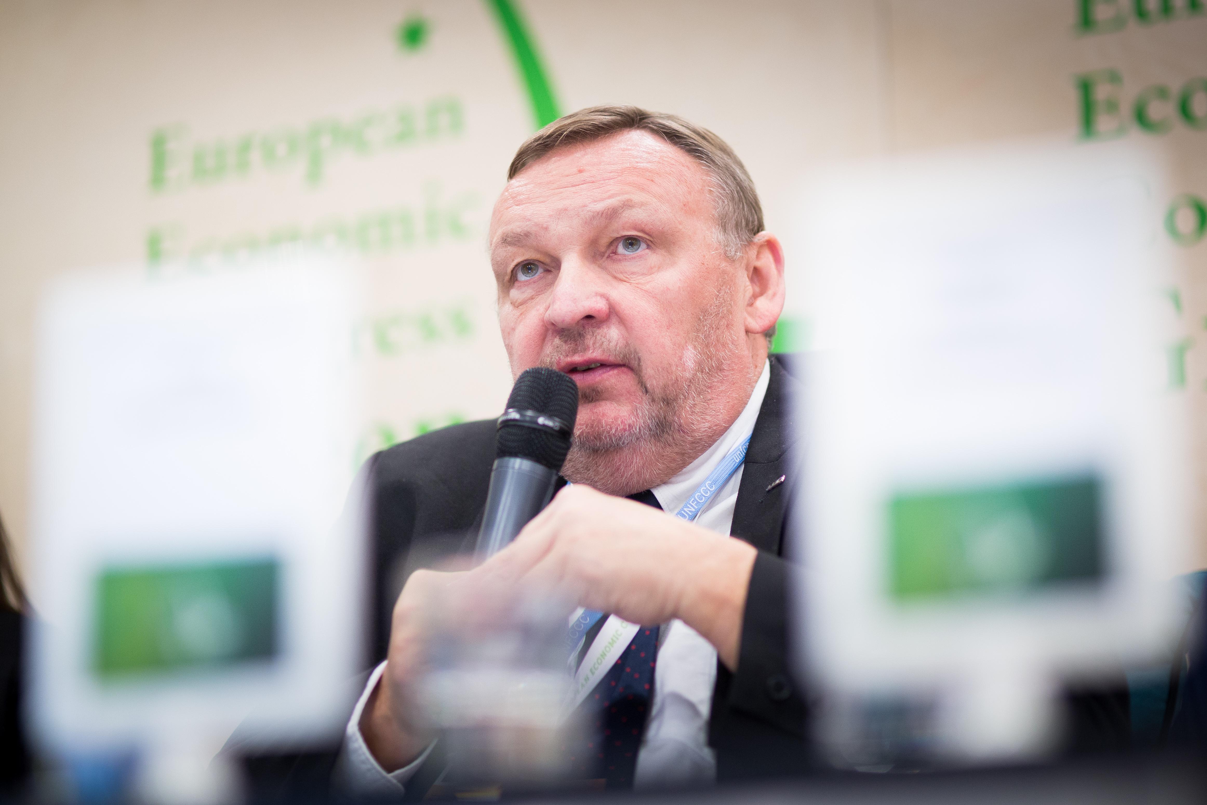Jerzy Grochulski. Fot. PTWP