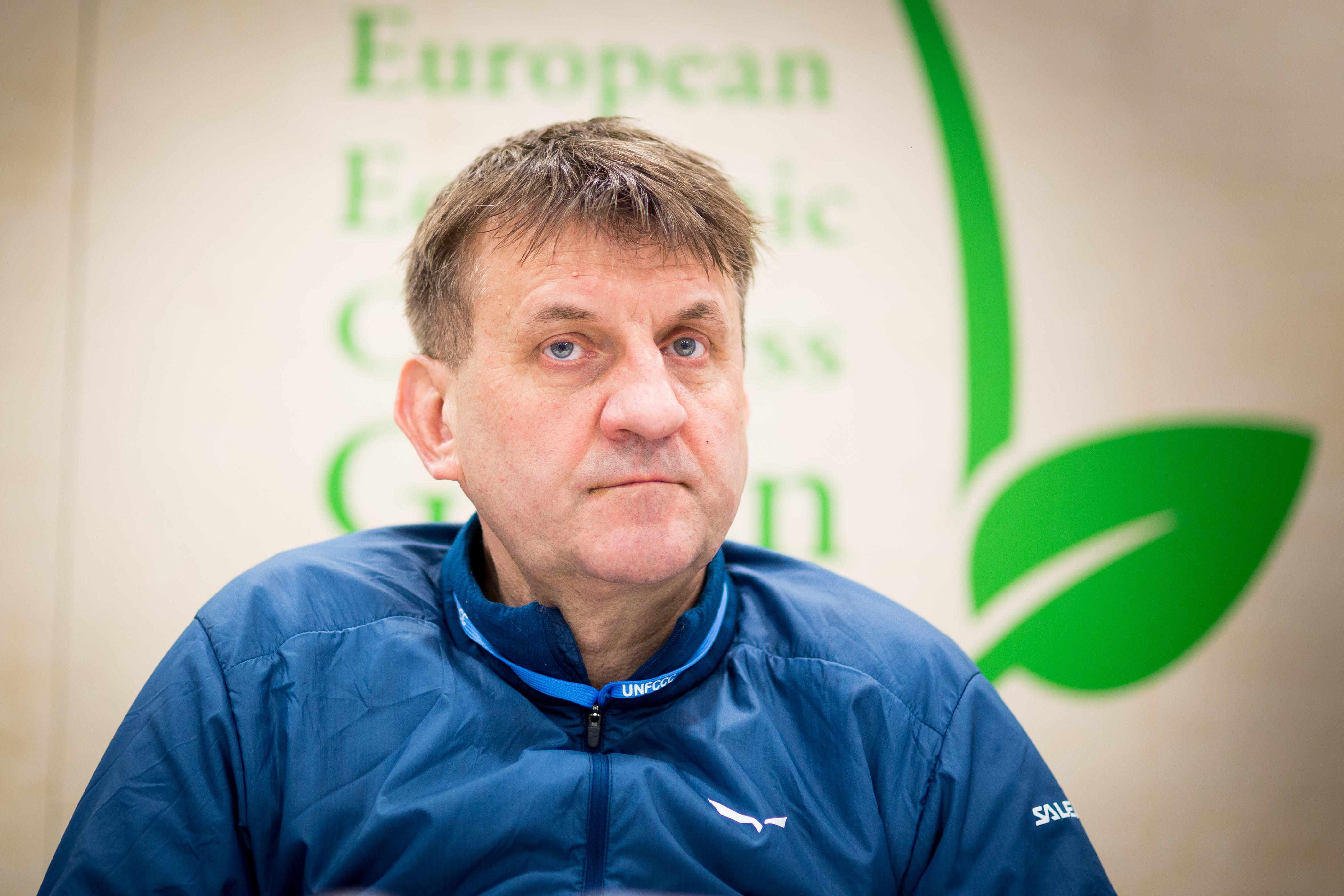 Marek Kamiński. Fot. PTWP