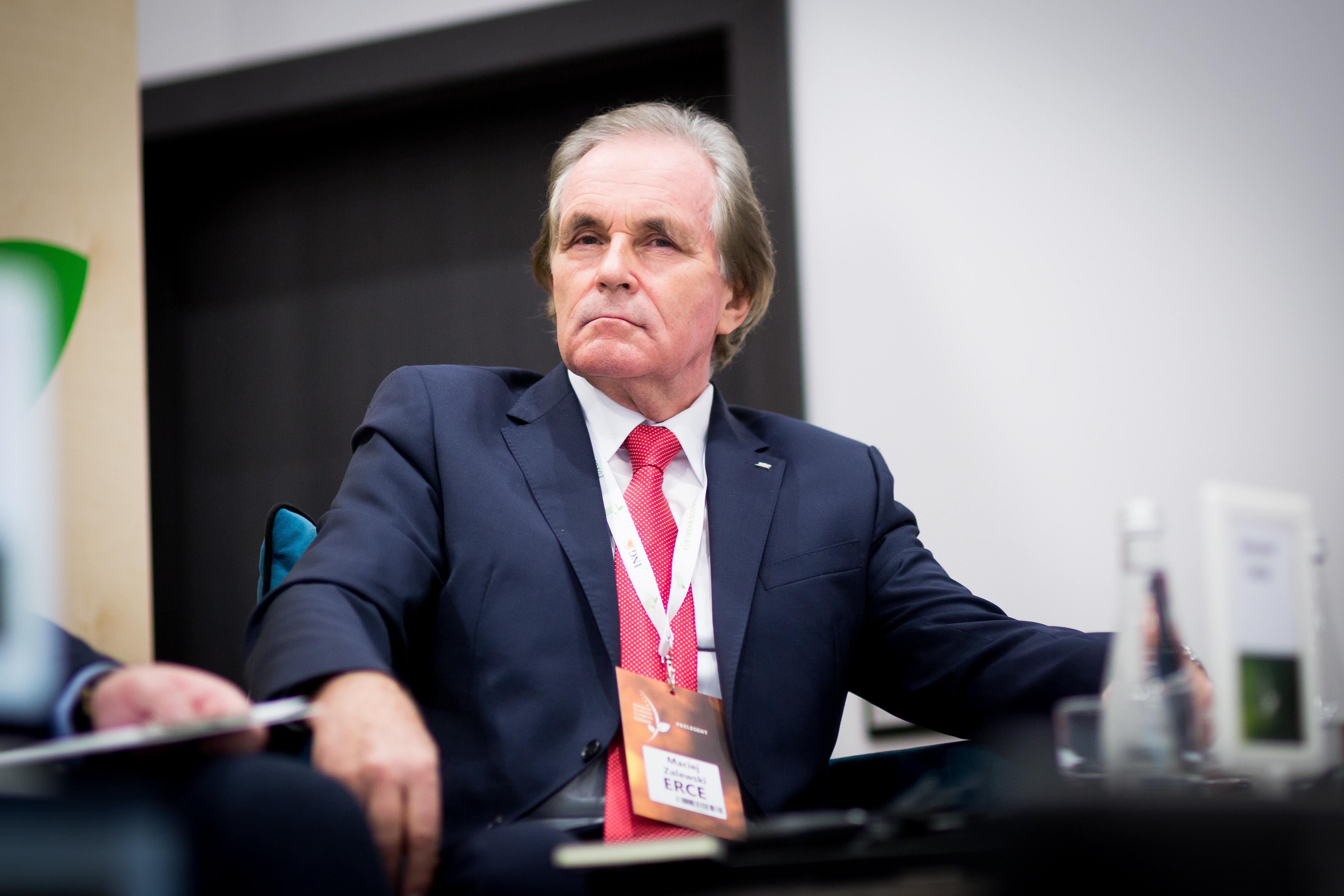 Maciej Zalewski. Fot. PTWP