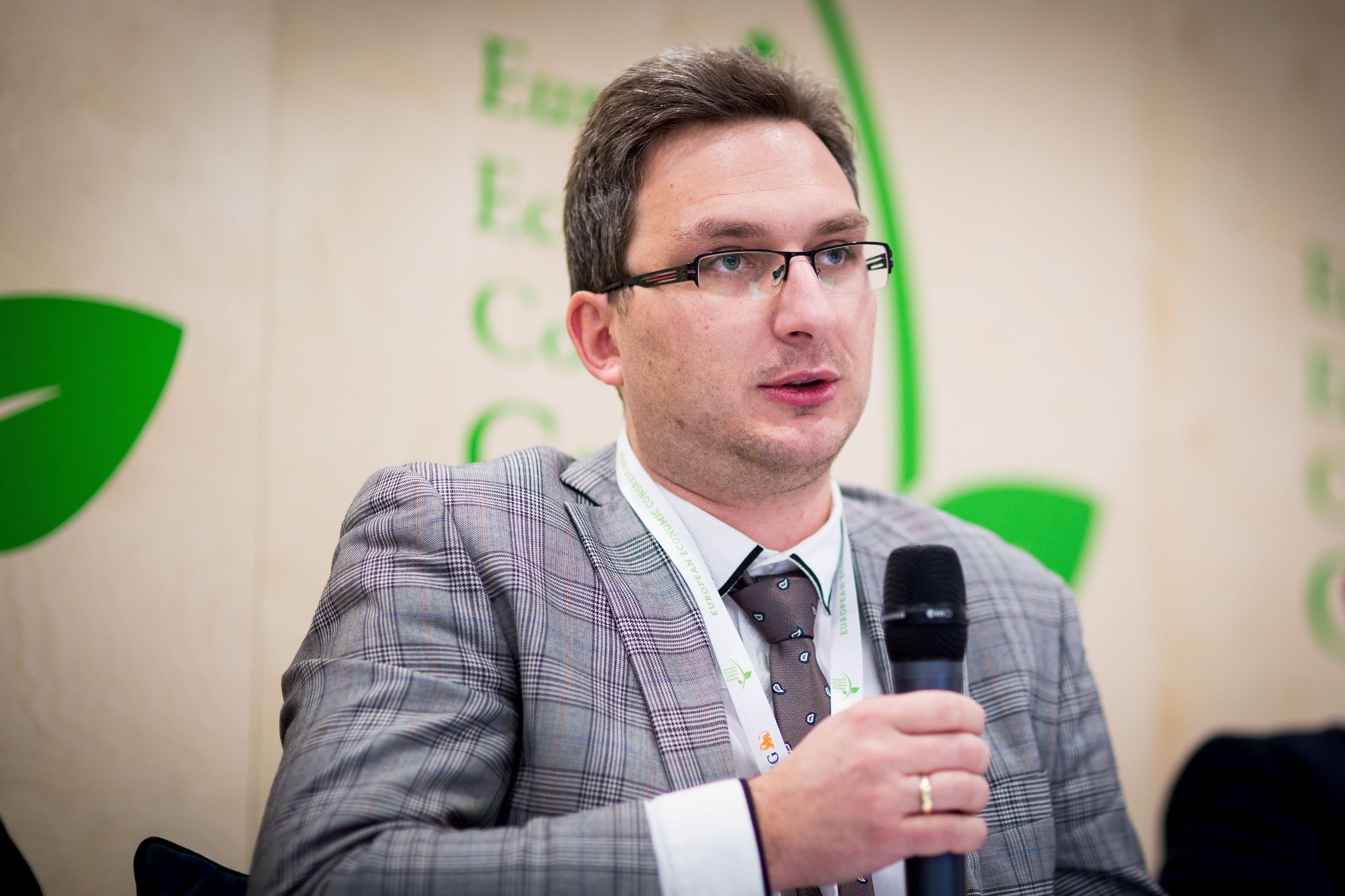 Michał Silarski. Fot. PTWP