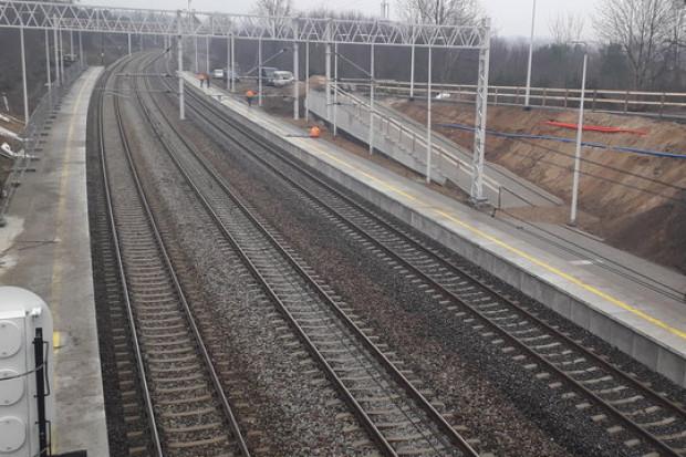 Nowe przystanki kolejowe powstają w Olsztynie