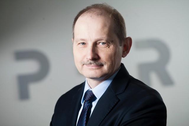 Igor Wasilewski, prezes PERN. Fot. mat. prasowe