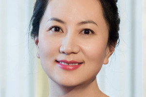 Zwrot w sprawie dyrektor Huawei