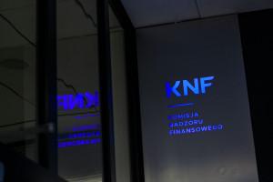 KNF ostrzega przed prowadzącymi giełdę kryptowalut