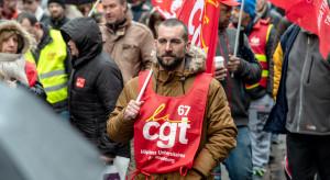 Francji grozi paraliż przez strajk generalny