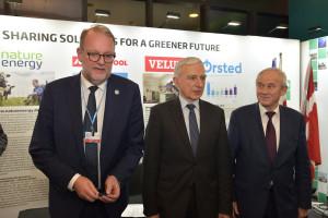 Korzystna umowa z Danią nt. statusu Baltic Pipe