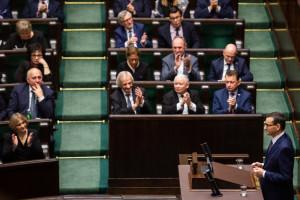 Niespodziewane wystąpienie premiera w Sejmie: podwyżek cen prądu nie będzie