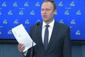 Były poseł PiS wiceprezesem Ekstraklasy