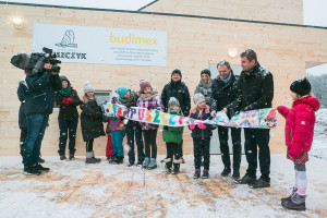Budimex wsparł budowę niezwykłej szkoły