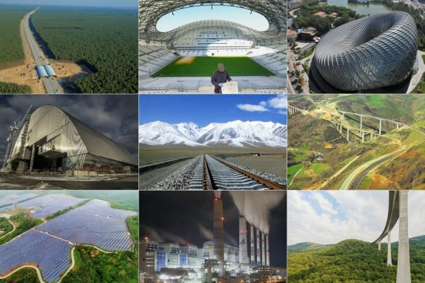 Oto największe firmy budowlane świata. Zobacz ranking