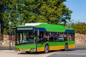 Poznań stawia na autobusy elektryczne