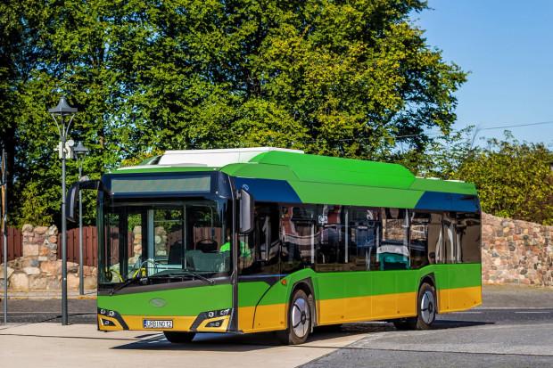 Solaris dostarczy 21 autobusów elektrycznych do Poznania