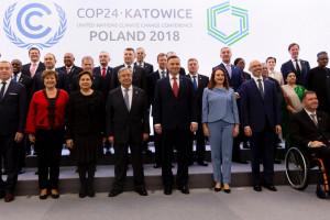 Zdjęcie numer 1 - galeria: COP24, czyli dwa tygodnie debat o klimacie w fotograficznym skrócie