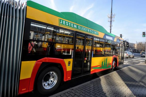 PGNiG dostarczy gaz dla stołecznych autobusów