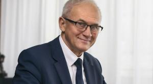 Minister energii o nowej kopalni: wypełnia postanowienia strategicznych programów