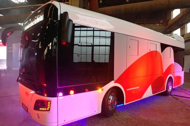 Rafako zaprezentowało projekt autobusu elektrycznego
