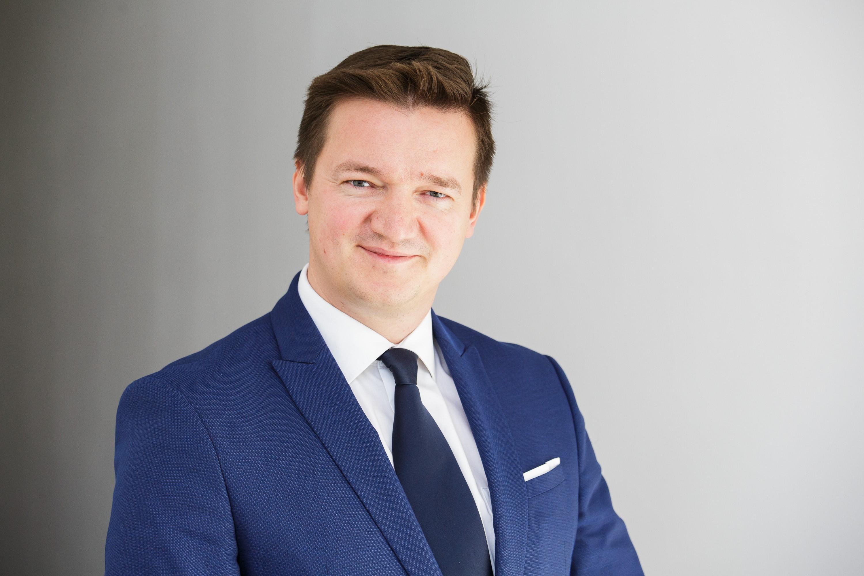 Paweł Dolański, dyrektor Działu Aktywów w Carrefour Polska