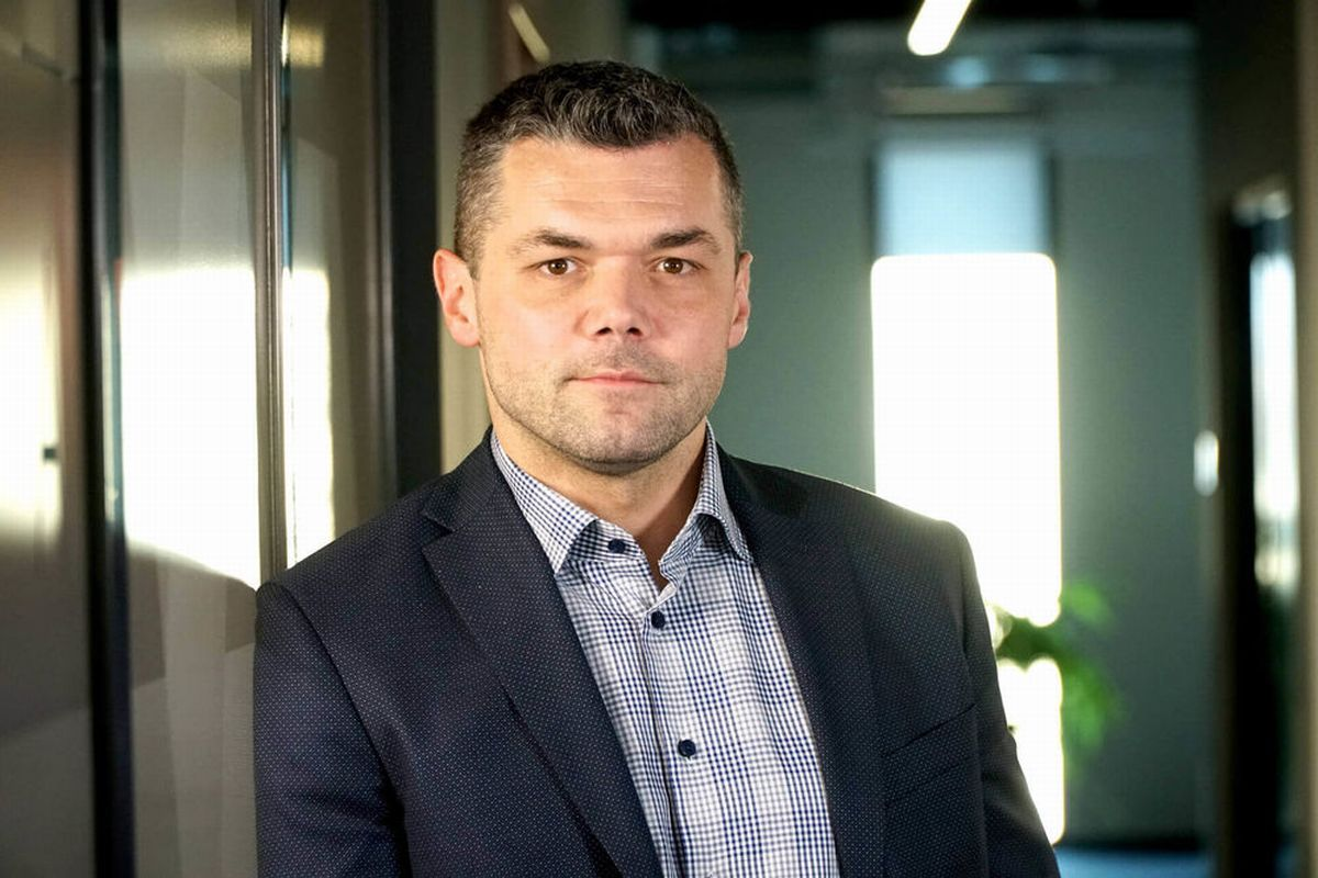 Na poziomie technologicznym będziemy świadkami postępującej integracji maszyn z systemami ERP - twierdzi Rafał Orawski (fot. mat. pras.)