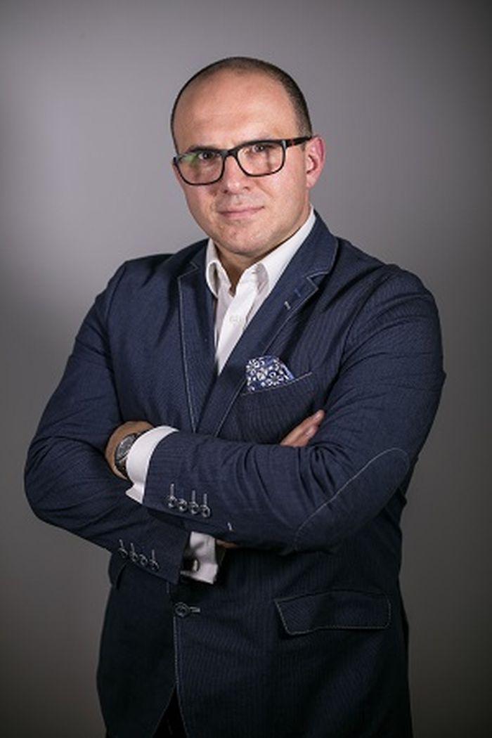 Tomasz Kuciel zwraca uwagę na cyfrowe podstawy w przedsiębiorstwach (fot. mat. pras.)