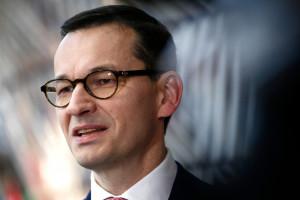 Premier Morawiecki o polskim PKB: to jeden z najlepszych wyników w Europie