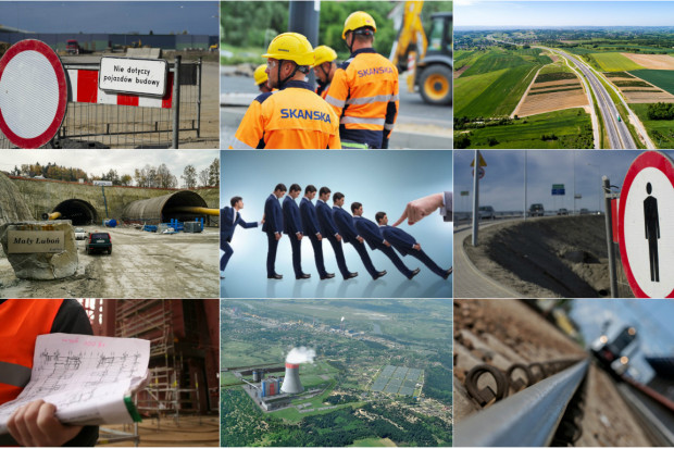 Oto najważniejsze wydarzenia w polskim budownictwie w 2018 roku
