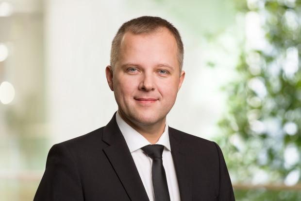 Maciej Kowalski-dyrektor zarządzający Enefitu w Polsce (Fot. Enefit)