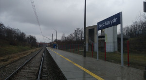 W Łodzi powstają nowe przystanki kolejowe