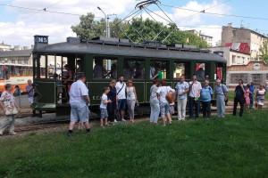 Pracownik MPK w Łodzi został właścicielem dwóch tramwajów. Dzięki pasji...