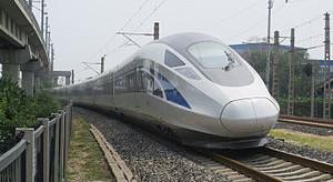 116,8 mld dol. inwestycji w rok. Nikt tak nie buduje kolei dużych prędkości, jak oni