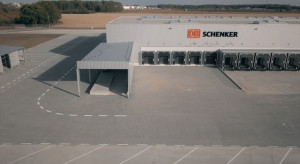 Panattoni Europe wybudował ekologiczny terminal dla DB Schenker