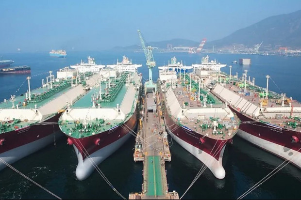 USA przejęły statek handlowy Korei Północnej