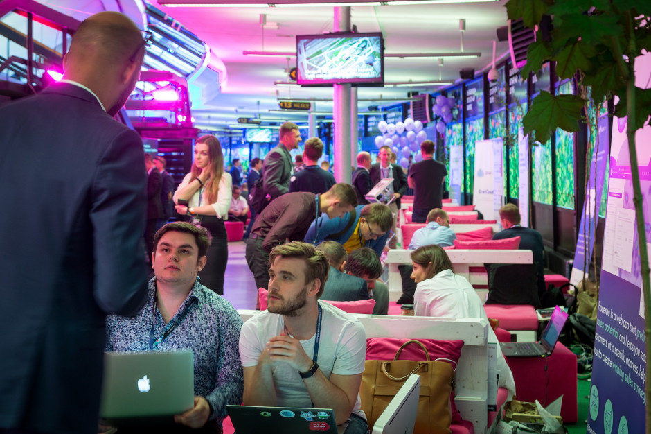 Wymiana doświadczeń, kontaktów, bezpośrednie spotkania - to dodatkowe atuty European Start-up Days. Fot. PTWP