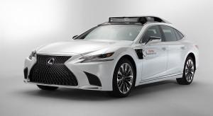 Nowy samochód autonomiczny Toyoty