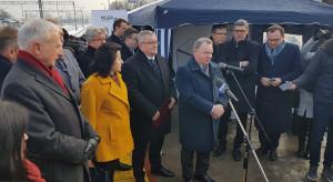 Linia kolejowa Podłęże - Piekiełko coraz bliżej