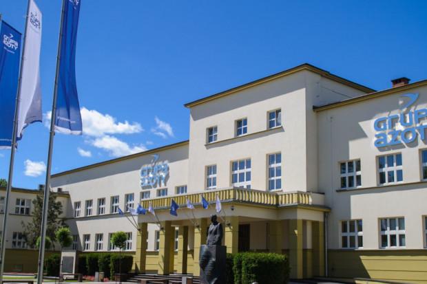 20,5 mln zł dla Azotów na utworzenie Centrum Badawczo-Rozwojowego w Puławach