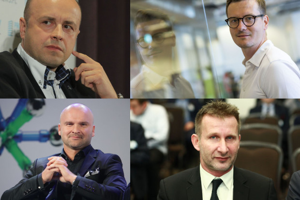 Znani biznesmeni wchodzą w PFR Starter FIZ