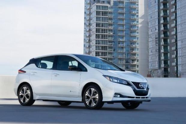 Nissan zaprezentował nową wersję modelu Leaf